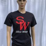 SW T-Shirt Red & White